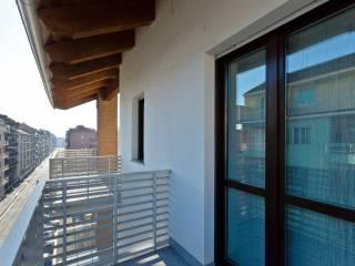 Foto - Quadrilocale via La Thuile 4, Borgata Lesna, Torino
