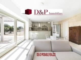 Foto - Villa, nuova, 127 mq, Lequile