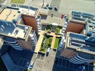 Foto - Bilocale nuovo, secondo piano, Ponte di Nona, Roma