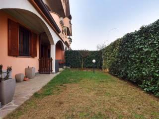 Foto - Bilocale via Monte Grappa 8, Bestazzo, Cisliano
