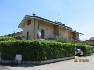 Foto - Villetta a schiera via Attilio Bonaudo 1A, Avigliana