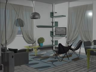 Foto - Trilocale da ristrutturare, terzo piano, Lainate