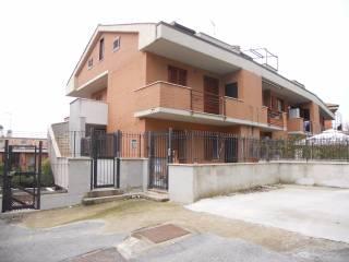 Foto - Attico / Mansarda due piani, buono stato, 70 mq, Monterotondo