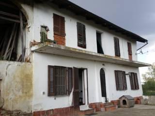 Foto - Rustico / Casale, da ristrutturare, 284 mq, San Grisante, Crescentino