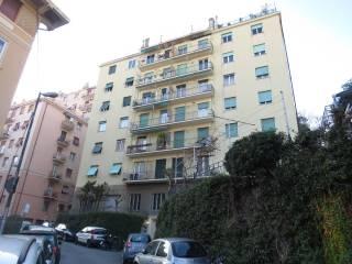Foto - Trilocale via Sinibaldo Scorza, Castelletto, Genova