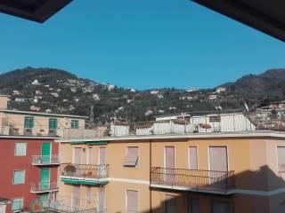 Foto - Quadrilocale buono stato, quinto piano, Rapallo