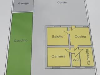 Foto - Quadrilocale ottimo stato, piano terra, Montesilvano