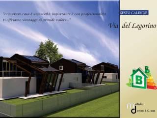 Foto - Villa, nuova, 190 mq, Sesto Calende