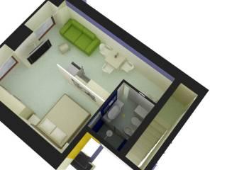 Foto - Appartamento 45 mq, Centro, Torino