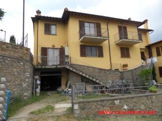 Foto - Casa indipendente via di Moncioni, Moncioni, Montevarchi