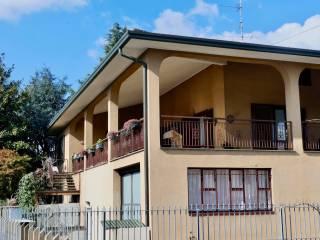 Foto - Villa via San Giovanni Bosco, Campofiorenzo-california, Casatenovo