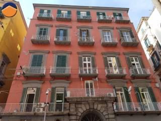 Foto - Trilocale buono stato, quarto piano, Avvocata, Napoli