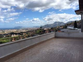 Foto - Villetta a schiera via Baracca Francesco, Baida, Palermo