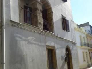 Foto - Villetta a schiera 4 locali, buono stato, Scano Di Montiferro