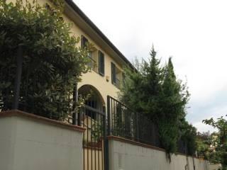 Foto - Villetta a schiera via Ardengo Soffici, Pantano, Arezzo