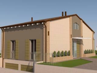 Foto - Casa indipendente 220 mq, nuova, Fidenza