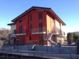 Foto - Quadrilocale via G  Moroni, Cisano Bergamasco