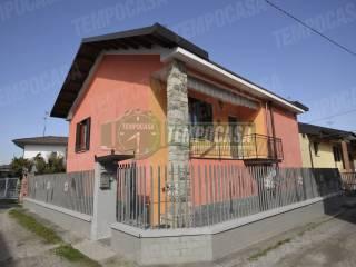Foto - Villa via Privata L da VInci 6, San Zenone Al Lambro