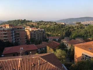 Foto - Quadrilocale ottimo stato, secondo piano, Elce, Perugia