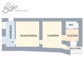 Foto - Bilocale via San Agostino alla Zecca 82, Pendino, Napoli