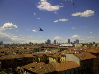 Foto - Attico / Mansarda ottimo stato, 130 mq, Dateo, Milano