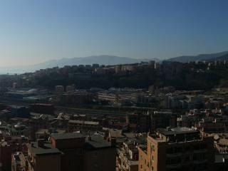 Foto - Bilocale via Francesco Marabotto, Sampierdarena, Genova