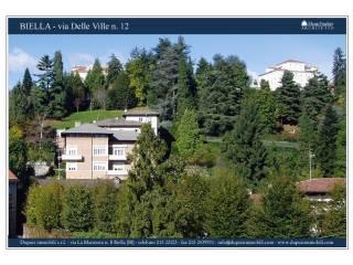 Foto - Appartamento via delle Ville 12, Biella
