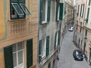 Foto - Monolocale Vico Lavezzi 1, Centro Storico, Genova
