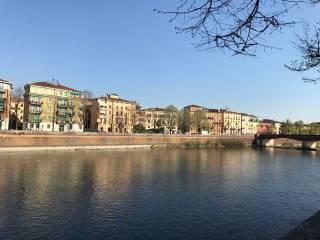 Foto - Trilocale via Leoni, Centro Storico, Verona