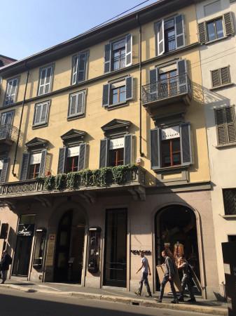 Negozio in affitto a Milano in Via Montenapoleone