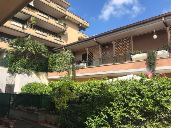 Bilocale in affitto a Roma in Via Valloriate