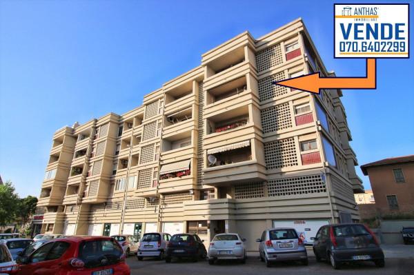 Trilocale in vendita a Cagliari in Piazza Is Maglias