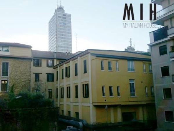foto cortile Bilocale buono stato, secondo piano, Milano
