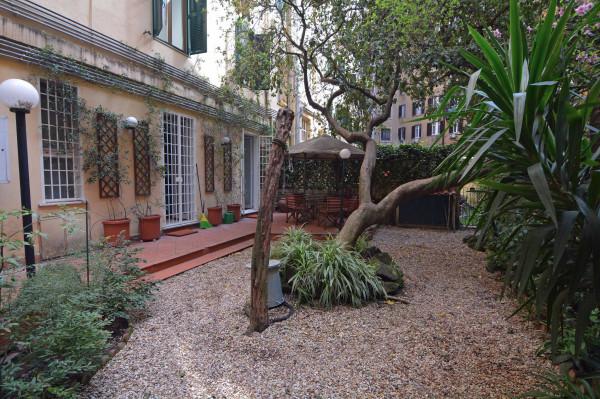 foto  Quadrilocale ottimo stato, piano terra, Roma