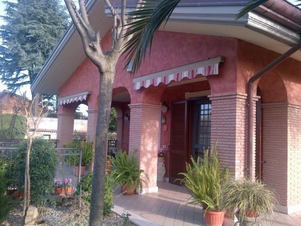 foto esterno 1 Villa via Don Luigi Sturzo, San Cesareo
