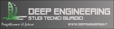 Logo agenzia Deep Engineering s.r.l. Ing. Vincenzo Santoro