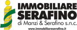 Logo agenzia IMMOBILIARE SERAFINO SNC DI MANZI E SERAFINO