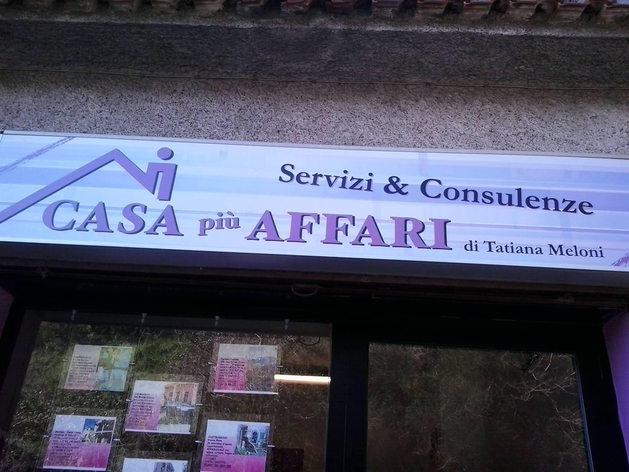 Tatiana Meloni Casa più Affari