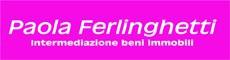 Logo agenzia Paola Ferlinghetti