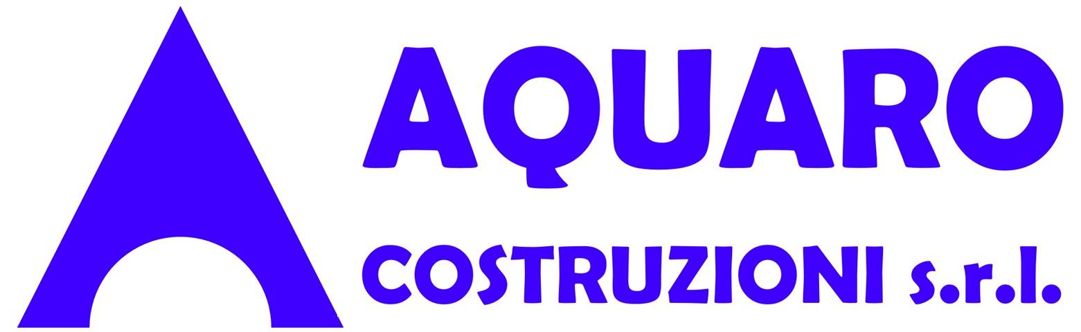 Aquaro Costruzioni srl