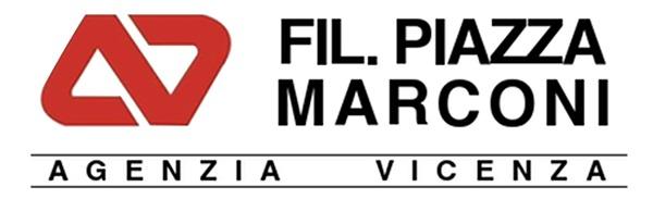 Agenzia Vicenza filiale Piazza Marconi
