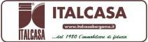 Logo agenzia Italcasa Bergamo