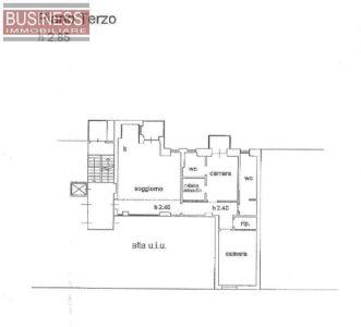 planimetria Appartamento Vendita Milano