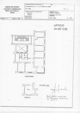 foto  Appartamento ottimo stato, primo piano, Roma