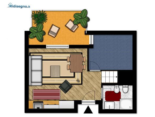 foto Piano 1° Appartamento in Vendita a Roma