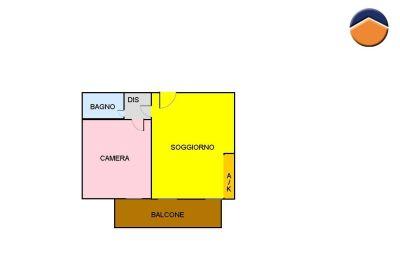 planimetria Appartamento Vendita Terni
