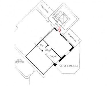 planimetria Appartamento Vendita Valsamoggia