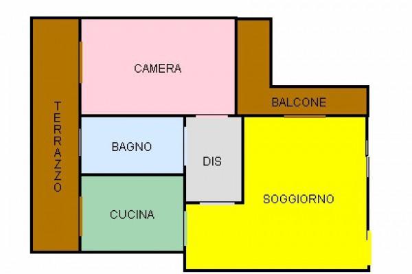 foto  Trilocale buono stato, terzo piano, Viguzzolo