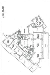 planimetria Attico / Mansarda Vendita Roma