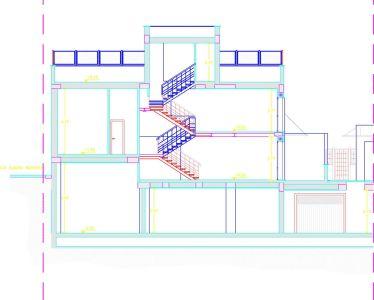 planimetria Loft / Open Space Vendita Roma